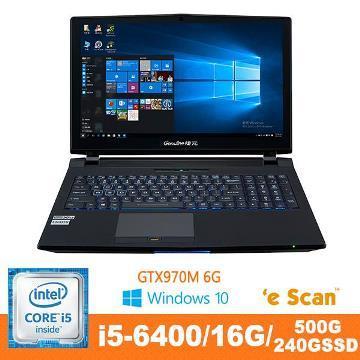 捷元 ZEUS 15 6th筆記型電腦(HSC15T5DW)