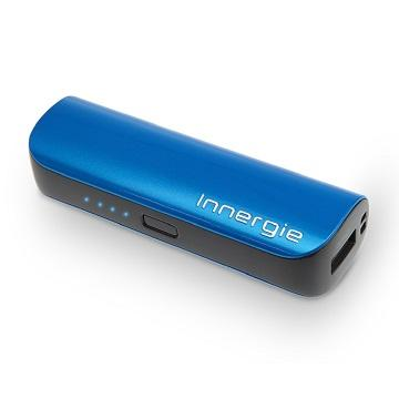 【3000mAh】Innergie PocketCell 行動電源-藍(ADP-3AA ST)