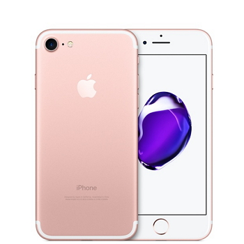 【128G】iPhone 7 玫瑰金色