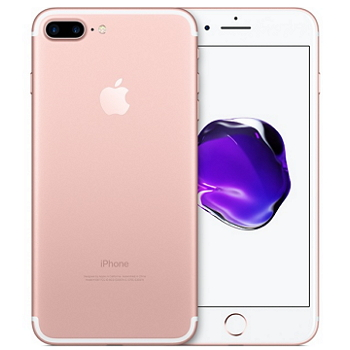【128G】iPhone 7 Plus 玫瑰金色