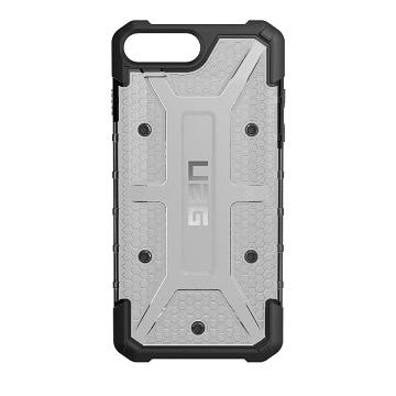 UAG iPhone 7/6SPlus 耐衝擊保護殼-透黑(IPH7/6SPLS-L-AS)