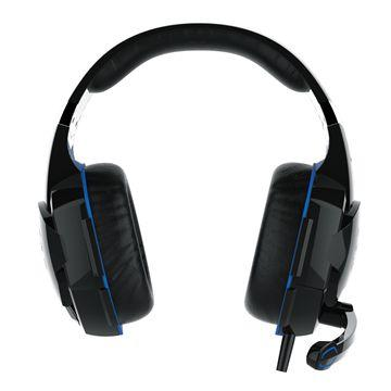 廣寰 K4000玩家電競耳麥-黑藍(K4000BB)