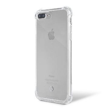 Cube iPhone 7+ 冰河盾全透明防摔殼(A908662)
