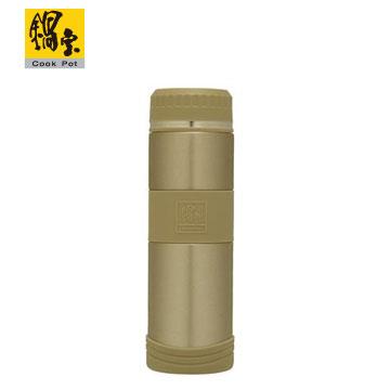 鍋寶316超真空保溫杯500ml-香檳金(SVC-3650GD-S)