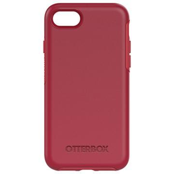 【iPhone 7】OtterBox Symmetry 防摔殼-紅色(77-53903)