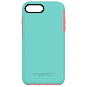【iPhone 7 Plus】OtterBox Symmetry防摔殼-粉藍(77-54023)