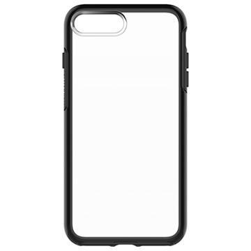 【iPhone 8 Plus / 7 Plus】OtterBox SymmetryClear防摔殼-黑