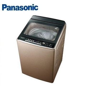 Panasonic 17公斤ECO NAVI變頻洗衣機(NA-V188DB-T(晶燦棕))