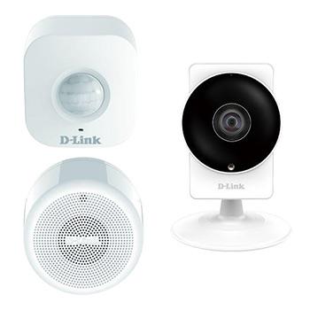 【旗舰版】D-Link 智能家居(DCS-8200LH)