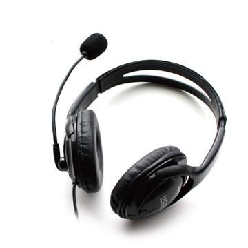Polar PHS-9013頭戴式耳機麥克風(PHS-9013BK)