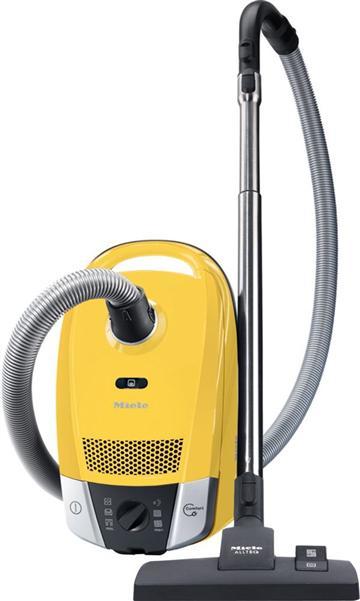 Miele吸塵器(黃色)