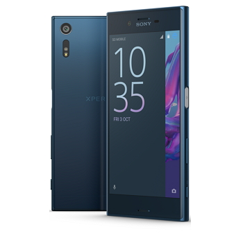 Sony Xperia XZ-藍