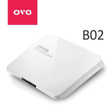 OVO 四核心影音智慧電視盒(OVO-B02)
