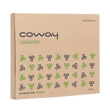 Coway活性碳前置濾網(AP-0808KH(1片入))