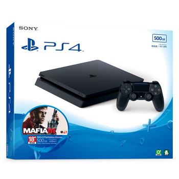 【500G】PS4 四海兄弟 MAFIA III 主機同捆組
