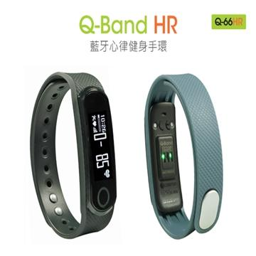 i-gotU Q-Band X 藍牙智慧健身手環(Q-66HR)