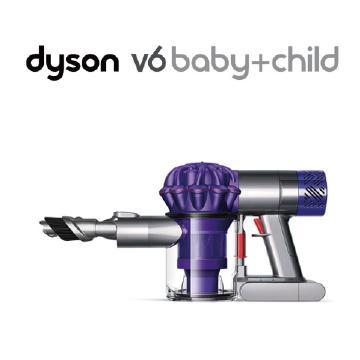 【展示机】dyson V6 baby+child 无线除蹒机(V6 baby+child(紫))