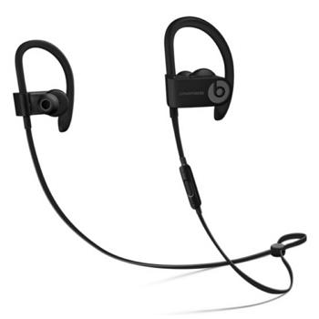 Beats Powerbeats3 Wireless 入耳式耳机-黑(ML8V2ZP/A)