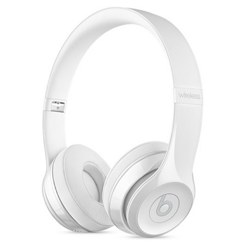 Beats Solo3 Wireless 头戴式耳机-闪白(MNEP2ZP/A)