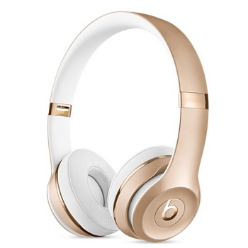 Beats Solo3 Wireless 头戴式耳机-金(MNER2ZP/A)