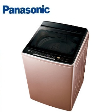 Panasonic 14公斤ECO NAVI變頻洗衣機(NA-V158DB-PN(玫瑰金))