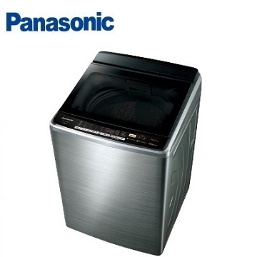Panasonic 15公斤ECO NAVI變頻洗衣機(NA-V168DBS-S(不銹鋼))