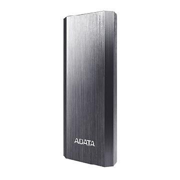 10050mAh ADATA 行動電源-鈦灰 A10050