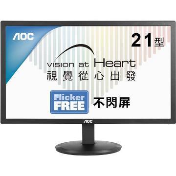 【21型】AOC LED液晶顯示器(E2180SWN /96)