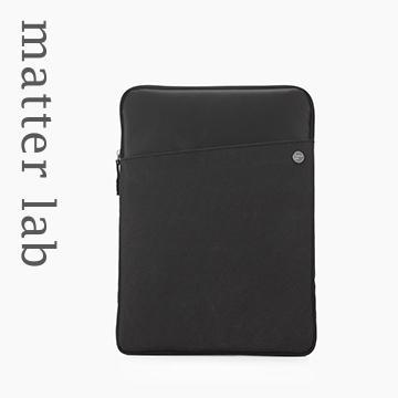 【15吋】Matter Lab MacBook Retro輕帆布內袋-勇士黑(ML5053-01)