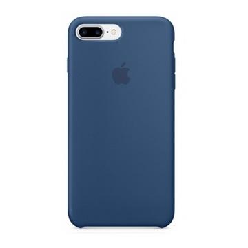 【iPhone 8 Plus / 7 Plus 】 矽胶护套-海蓝色(MMQX2FE/A)