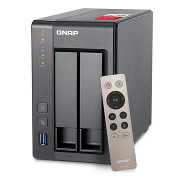 QNAP威聯通 TS-251+-2G網路儲存伺服器