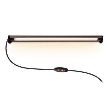 Esense 磁吸式USB LED長燈-棕