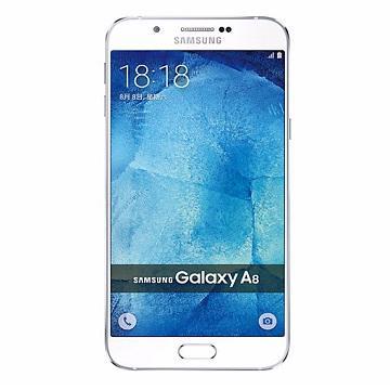 SAMSUNG Galaxy A8白(A800I白)
