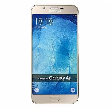 SAMSUNG Galaxy A8金(A800I金)