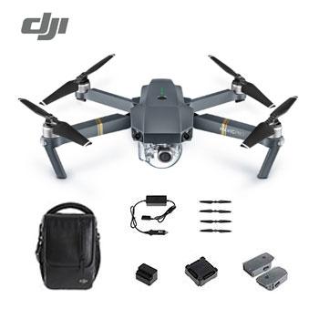 DJI Mavic Pro 便攜式折疊航拍機全能套裝版 170410206B