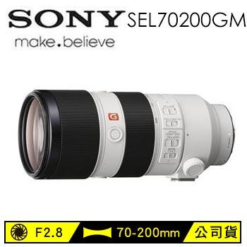 SONY G Master 望遠變焦鏡頭(SEL70200GM)