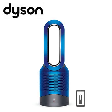 dyson空氣清淨涼暖氣流倍增器(HP02(藍))