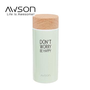 AWSON 304不銹鋼真空保溫/保冷杯350ml(AS-M51)