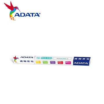 ADATA 威剛10W T5 LED層板燈2呎-黃光