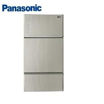 Panasonic 481公升ECO NAVI三門變頻冰箱(NR-C488TV-H(璀璨金))