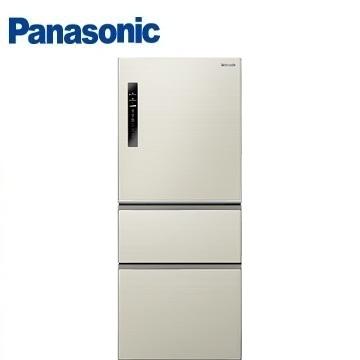 Panasonic 500公升ECONAVI三門變頻冰箱(NR-C508NHV-L(香檳金))