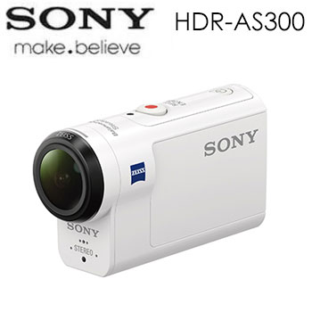 SONY Action cam HDR-AS300 運動攝影機