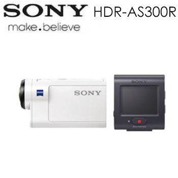 SONY Action cam HDR-AS300R 運動攝影機(HDR-AS300R(LVR組))