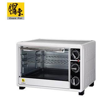 鍋寶26L炫風電烤箱(OV-2600-D)