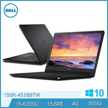 DELL 15SR-4528B Ci5 AMD R5 M315 筆記型電腦(15SR-4528BTW)