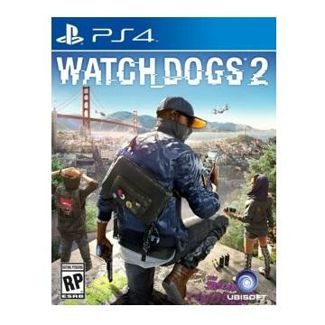 PS4 看門狗2 亞洲中文版(WD-001)