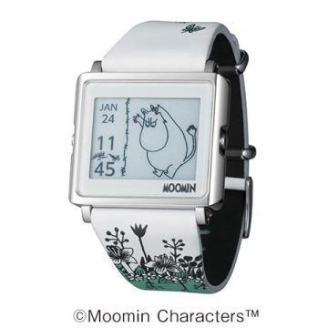 EPSON Smart Canvas Moomin嚕嚕米手錶(W2-MM10110)
