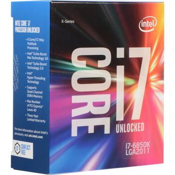 Intel Core i7-6850K Processor(BX80671I76850K)