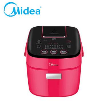 Midea Mini食代3人份微電腦電子鍋-粉紅(MB-FS201R)
