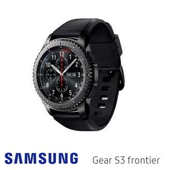 SAMSUNG GEAR S3 Frontier智慧手錶 SM-R760NDAABRI